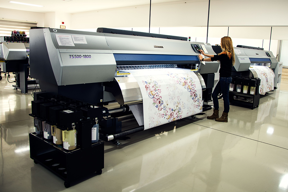 Mimaki TS500-1800 printer